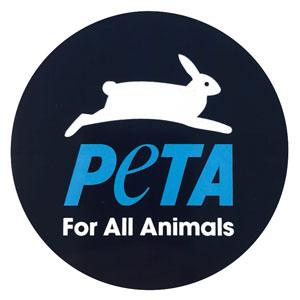 Logo Peta - Abbigliamento Vegan