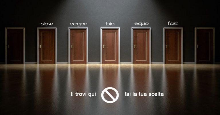 Tante porte da aprire, prendi la tua strada