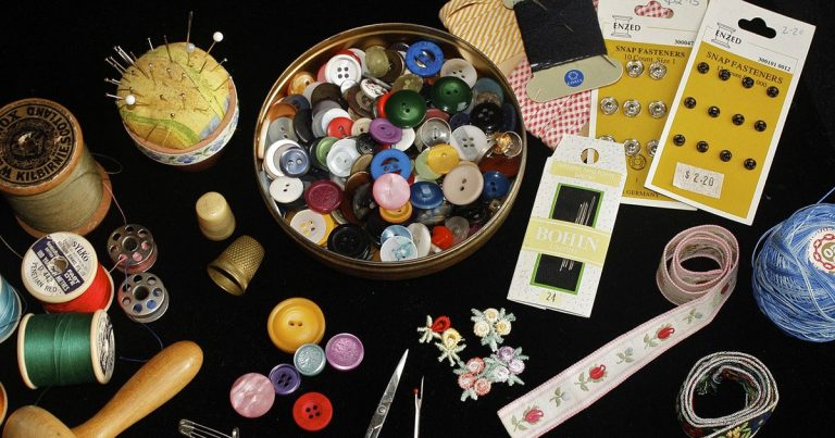 Sewing accessories - Ethical fashion