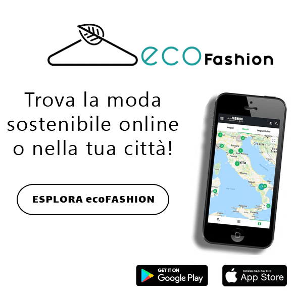 Download the ecoFASHION application for Android and iOS - Find sustainable fashion online or in the city